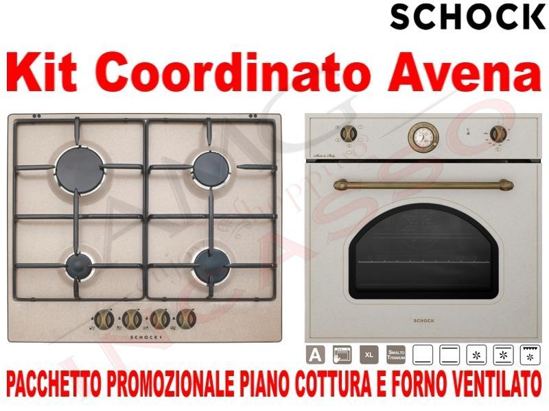 Offerta Promozionale!!! Pacchetto Avena: Piano Cottura cm.60 • Forno ...