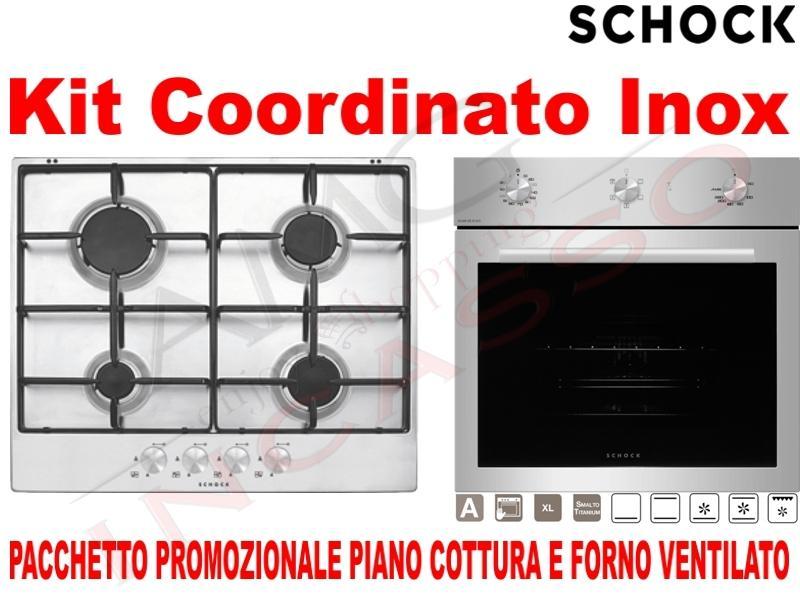 Pacchetto Acciaio: Piano Cottura cm.60 • Forno Ventilato | AMG ...