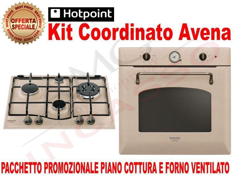 Pacchetto Avena: Piano Cottura cm.60 • Forno Ventilato | AMG incasso ...