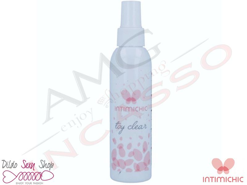 Detergente Spray Antibatterico Sexy Toys Erotici Toy Clear D-213069