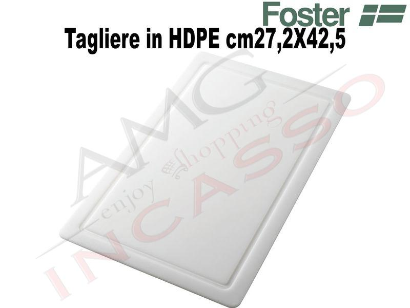 Tagliere Foster in HDPE cm.27,2x42,5