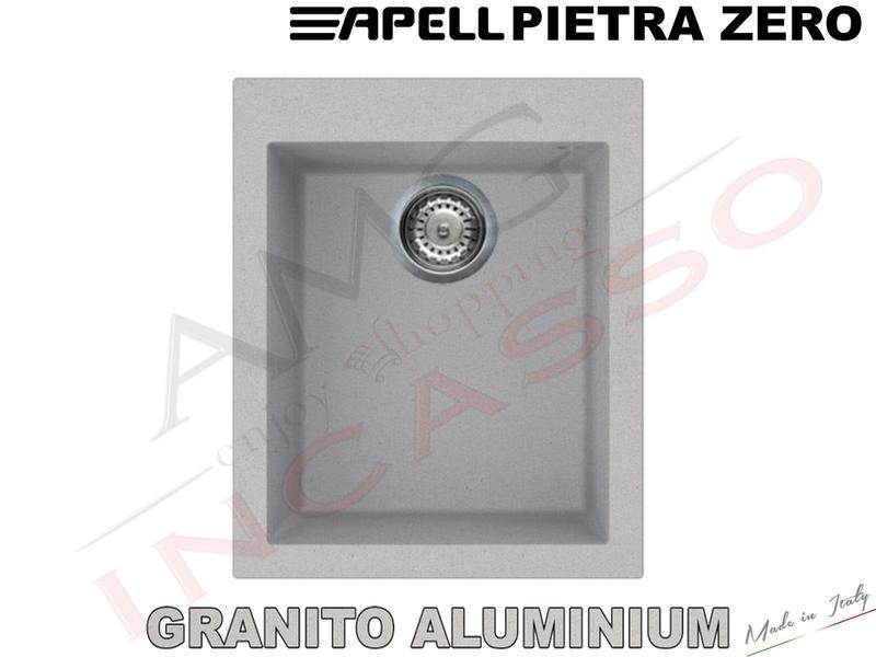 Lavello Cucina 1 Vasca Vascone Pietra Zero Fragranite cm ...