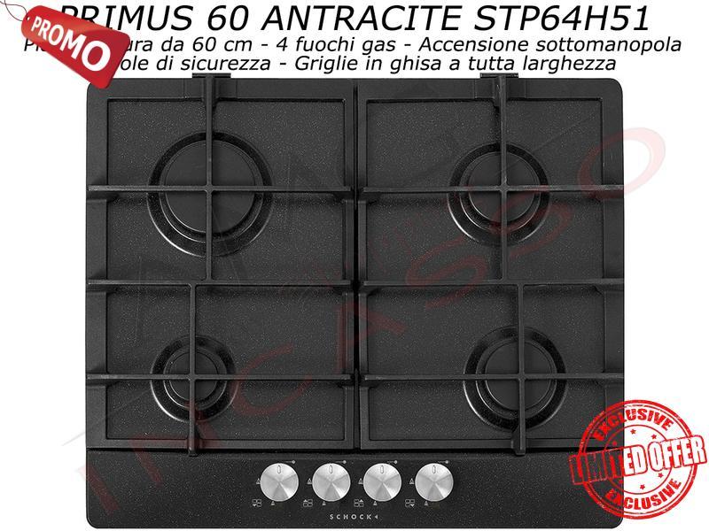 Offerta Promozionale!!! Piano Cottura Schock Primus PC60 AVG ...