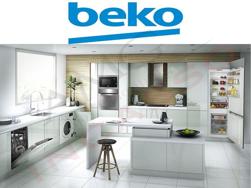 Forno Incasso Beko Basic 60 Statico 4 funzioni Classe A Inox | AMG ...